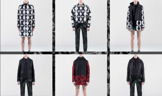 Edmund Ooi AW14 Collection