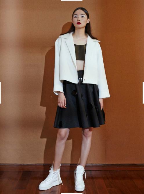 Nicole Zhang 14AW Lookbook