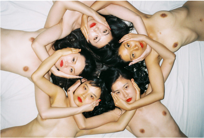 Photo coutesy of Ren Hang